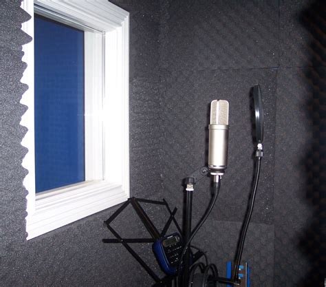 Closet Vocal Booth by Booth Vocal Booth Veneers Pic