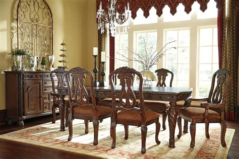 Traditional Dining Table And Chairs Formal Dining Sets Furniture Decor Showroom