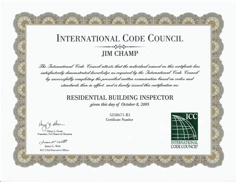 beautiful collection of icc building inspector