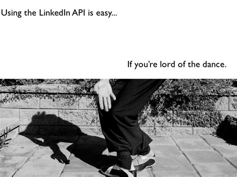 Linkedin Search Api Using The Linkedin Api Is