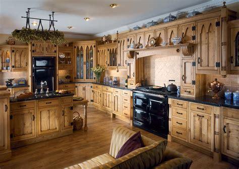 Oak Kitchen Design Prentice Kitchens Rural England