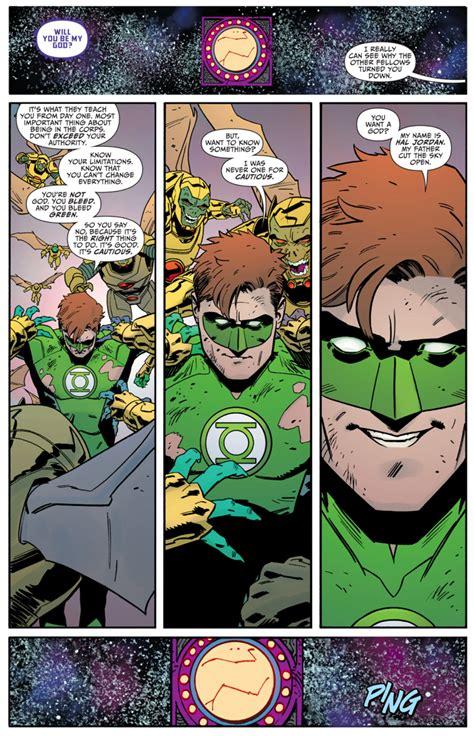 green lantern god of light green lantern becomes the god of light comicnewbies