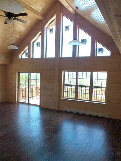 Large Great Room Home Plans