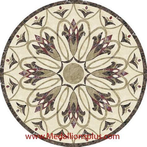 tile floor medallions
