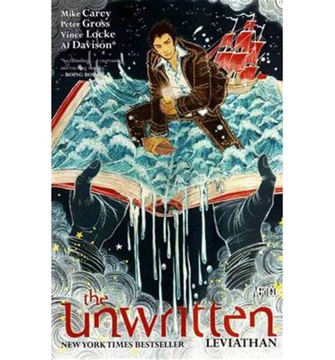 Unwritten Tp Vol 7 The Wound the unwritten vol 4 leviathan mike carey 9781401232924