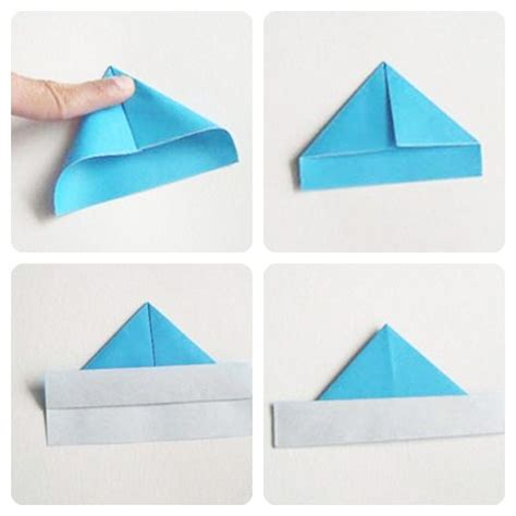 como hacer un barco origami de papel c 243 mo hacer barcos de papel pequeocio