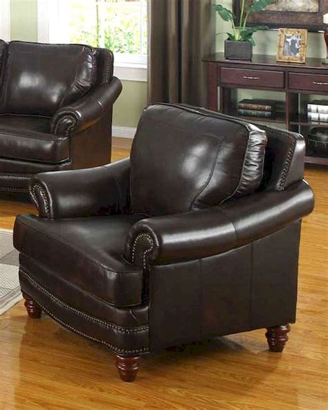 traditional leather chair mo bolc