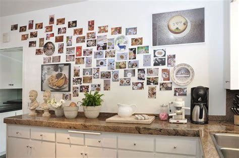 photo wall ideas without frames ideas for displaying photos without using frames photos