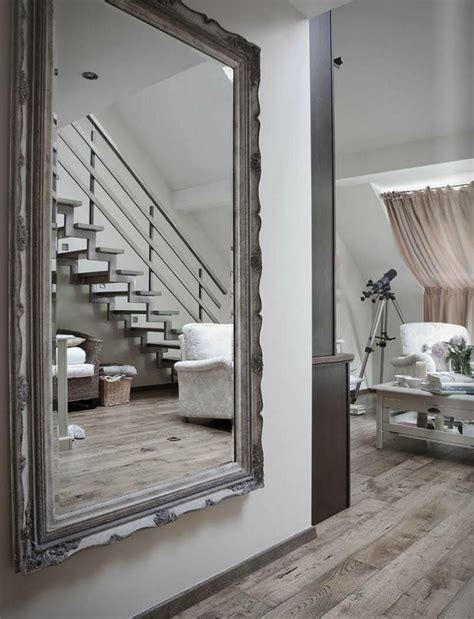Oversized Floor L Home Decor Oversized Wall Mirrors Large Mirror Attractive Beverly Large Floor Mirror Large