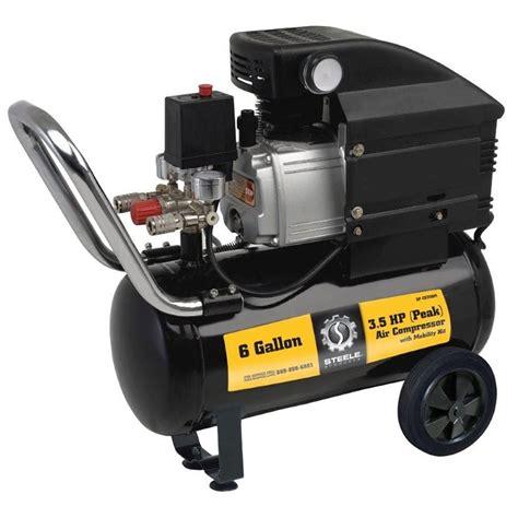 6 gallon air compressor tools air compressors air tools air compressors