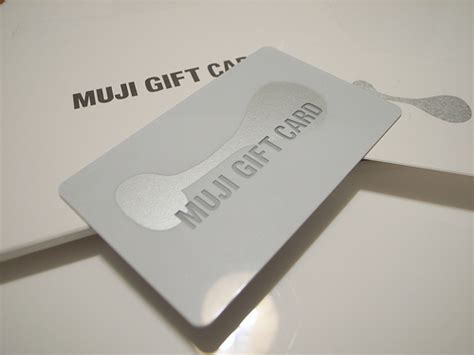 Muji Gift Card - muji gift card muji gift card ke ta flickr