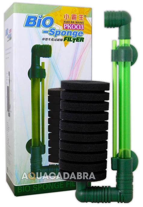 Aqua Gear Bio Sponge Filter aquacadabra bio foam sponge filters in aquarium small fry fish tank ebay