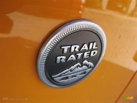 Jeep Trail Badge 2012 Jeep Wrangler Sport 4x4 Trail Badge Photo