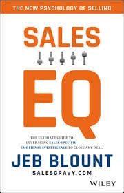 Book Review Sales Eq By Jeb Blount Salesgravy James Muir