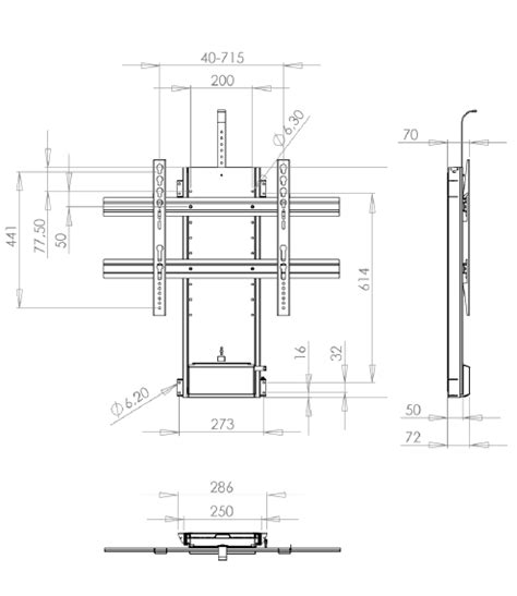 Ceiling Tv Lift Systems by Motorised Ceiling Tv Lift System Audio Visual News Reviews And Guides