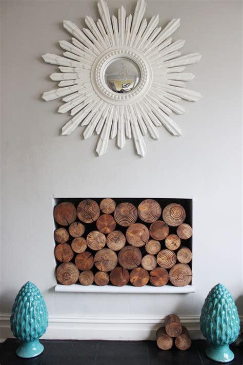 wood part ii decorative logs   swoon worthy