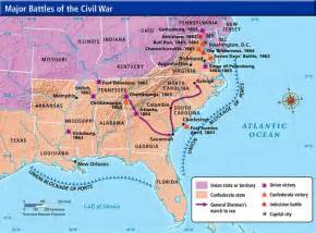 civil war battles timeline federalists and republicans