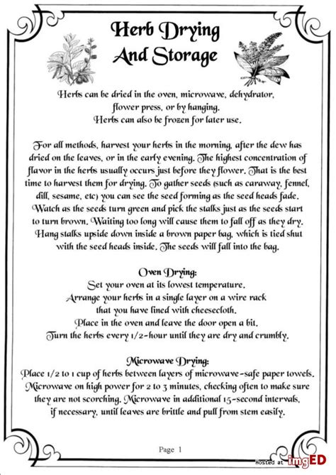 Book of shadows - 800+ pages of printable spells, rituals