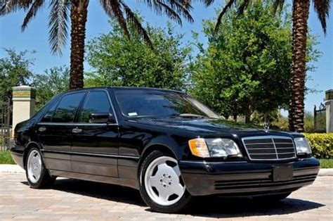 1999 Mercedes S500 by Purchase Used 1999 Mercedes S500 Grand Edition 1 Of