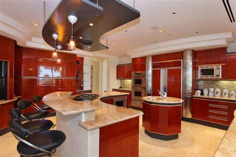 kitchen cabinets cherry finish 23 cherry wood kitchens cabinet designs ideas designing idea