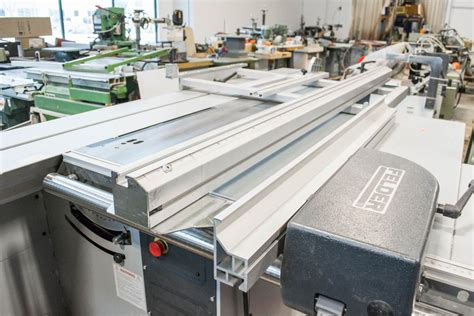 felder sliding table saw used felder sliding table saw coast machinery