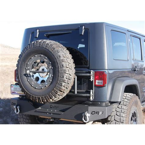 universal swing out tire carrier or fab 85208 swing away tire carrier 07 12 wrangler ebay