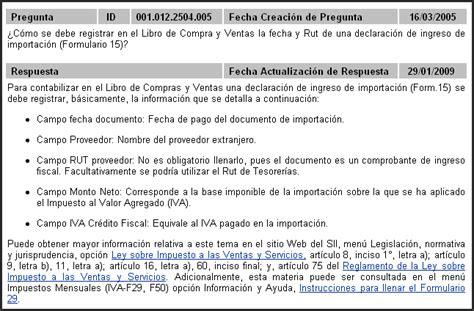 sii propiedades asociadas a un rut el iva de las importaciones el blog de laudus erp