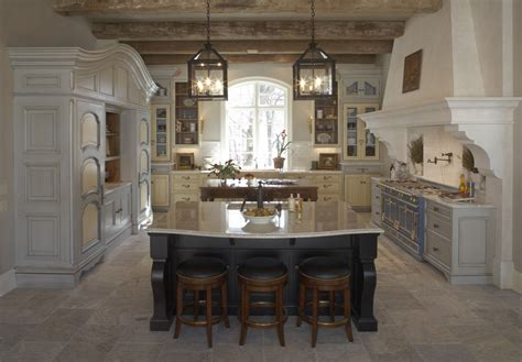 Rustic Lighting Ideas Kitchen Rustic With Exposed Beams Rustic Kitchen Island Lighting