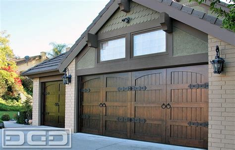 Custom Overhead Door Custom Garage Doors Designed Manufactured In Orange County Ca By Dynamic Garage Door From