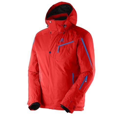 salomon ski jacket sale salomon supernova insulated ski jacket s glenn