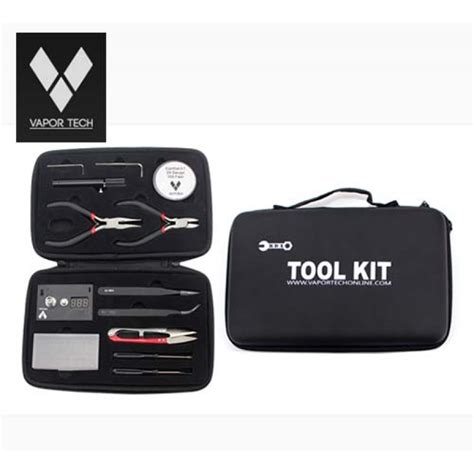 zip rda toolkit by vaportech