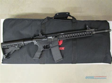 Mba 3 Stock On Ruger Ar 556 by Ruger Sr 556 Collapsible Stock Ar 15 5 56 Nato 5902