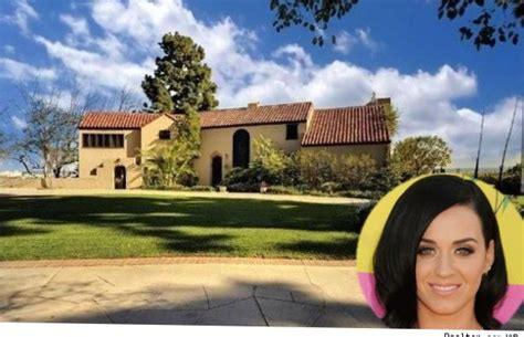 katy perry house katy perry net worth salary house car