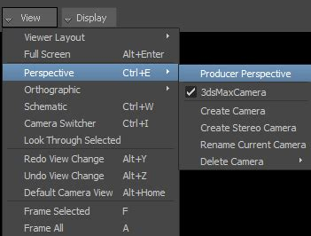 add a control rig to the characterized 3ds max character