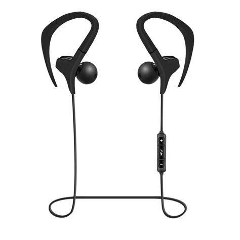 Rez Sport Wireless Bluetooth Earphone Dengan Mic Bx441 Rez Sport Wireless Bluetooth Earphone Dengan Mic Bx441 Black Jakartanotebook