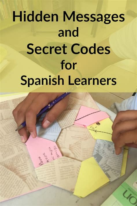 secret activity secret messages for learning playground