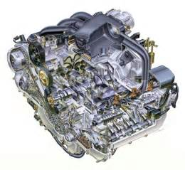 Subaru Ez30r Facts About The Subaru H6 Engine Subaru Outback Club