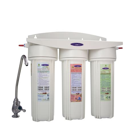 water filter sink undersink fluoride filter