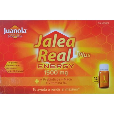Real Energy by Jalea Real Energy Plus 14 Viales Juanola Farmacia Riba
