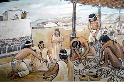 imagenes economia azteca los aztecas economia azteca