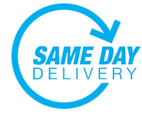 day delivery pushys shipping page