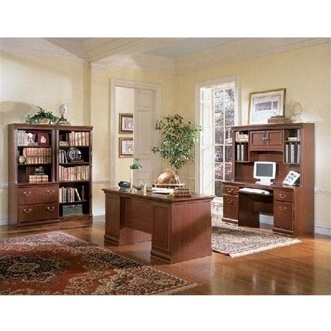 bowery hill computer desk bowery hill computer desk with hutch bh 2029