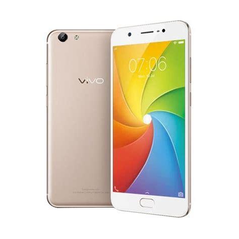 Vivo Y69 Murah Baru Resmi Cepat jual vivo y69 smartphone crown gold 32gb 3gb harga kualitas terjamin blibli