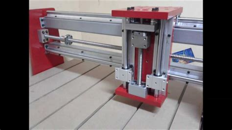 home assembly cnc router assembly