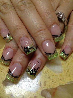 solar nail designs ideas  pinterest prom