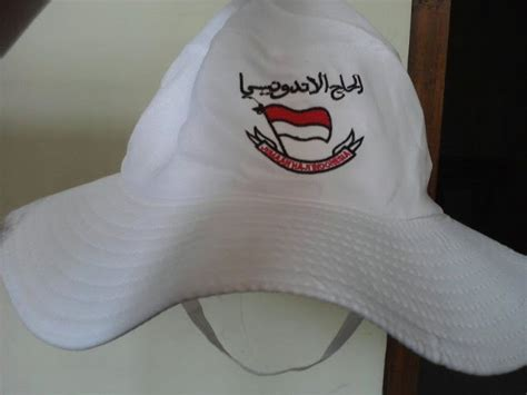 Topi Haji Dan Umroh Perlengkapan Haji Dan Umroh perlengkapan haji arafah 081 825 0557 perlengkapan