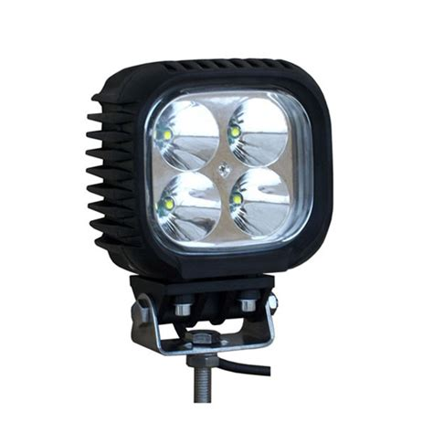 square led offroad lights 5inch 40w led work light rectangular driving light