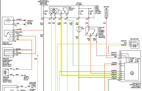 2001 vw beetle cooling fan wiring diagram wiring diagrams