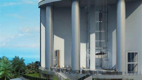 porsche design tower car elevator porsche design tower miami condos sunny isles beach miami