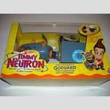 Goddard Jimmy Neutron Toy | 500 x 375 jpeg 40kB
